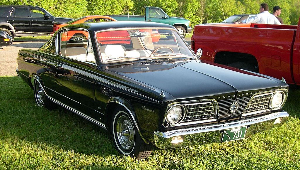 File1966 Plymouth Barracudajpg - Wikimedia Commons