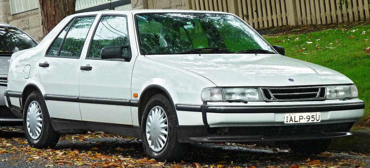 Saab 9000 - Wikipedia