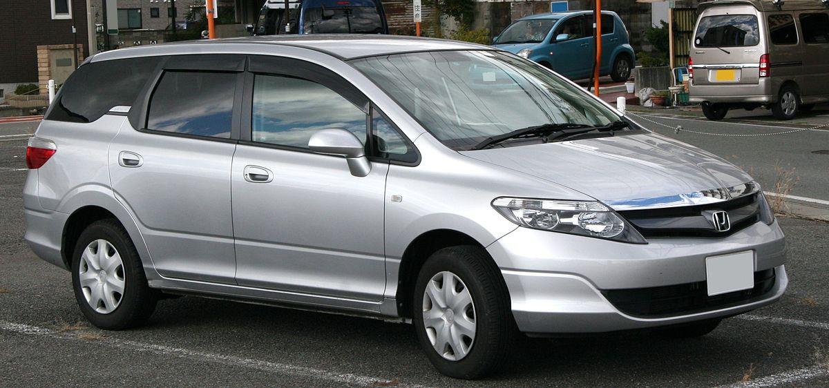 Honda Airwave - Wikipedia