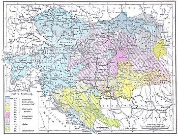 Religions in Austria-Hungary, Andrees Allgemei...
