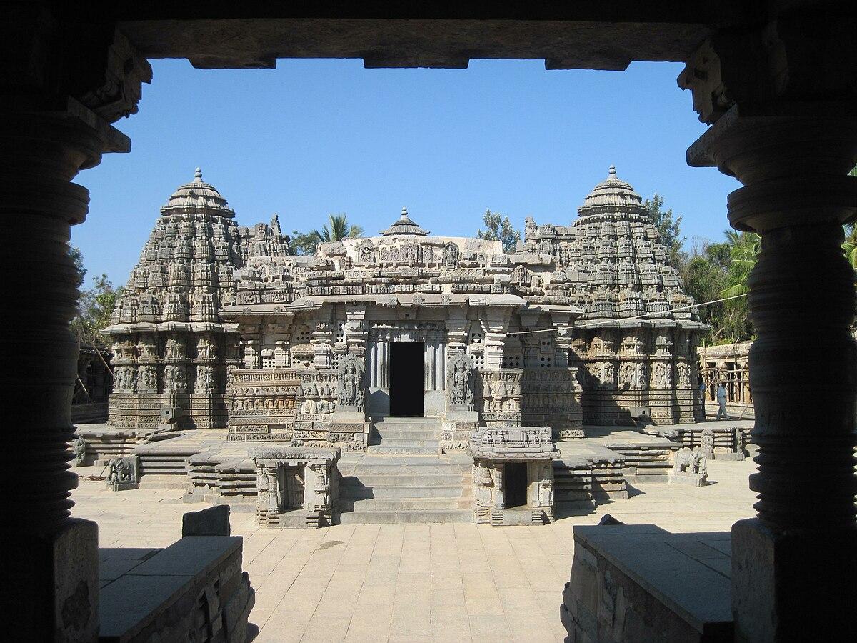 Geography Hd Wallpaper Chennakesava Temple Somanathapura Wikipedia