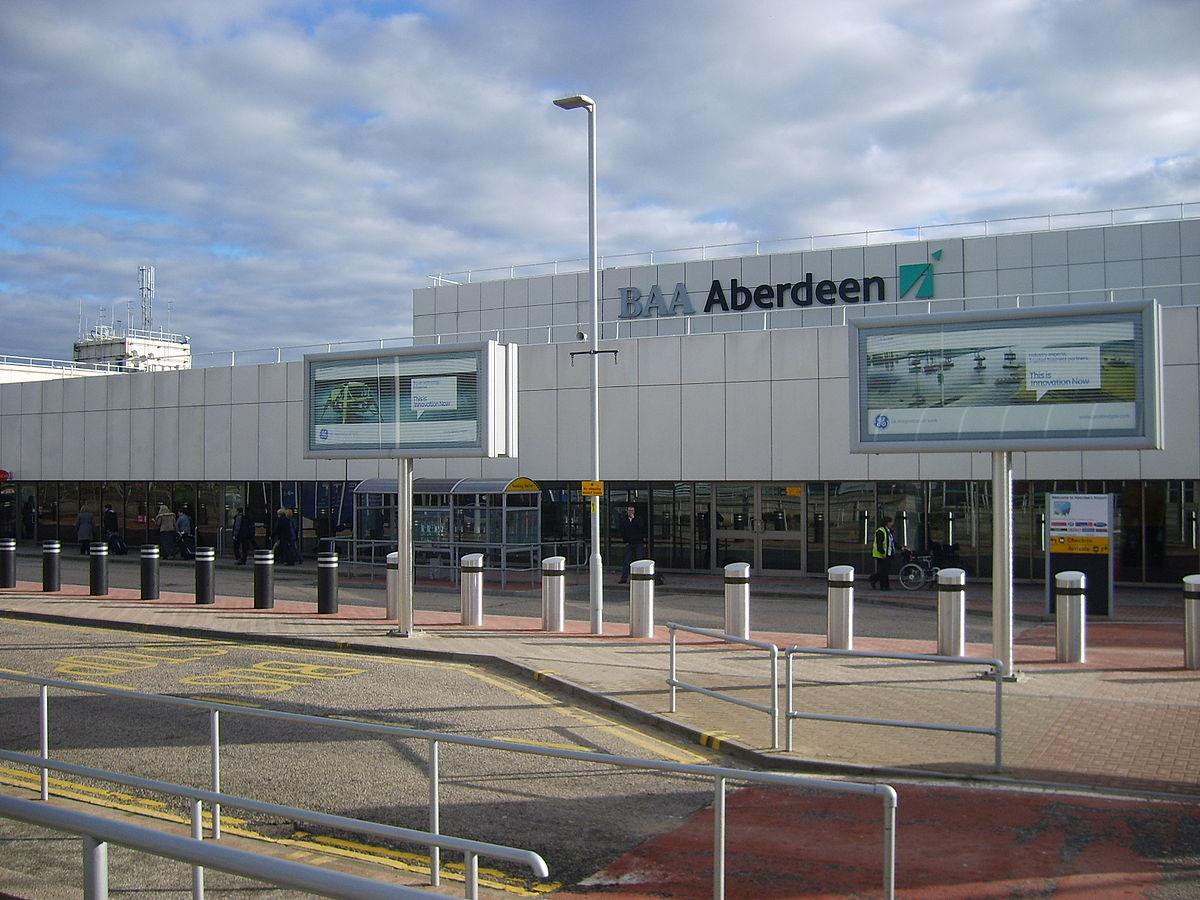 Stansted Car Village Shuttle Aberdeen Airport Wikipedia