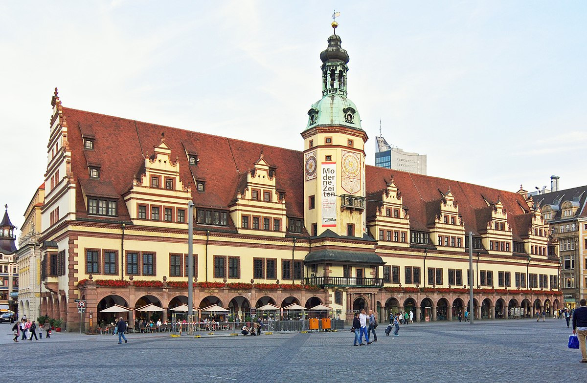 Leipzig Leipzig Travel Guide At Wikivoyage