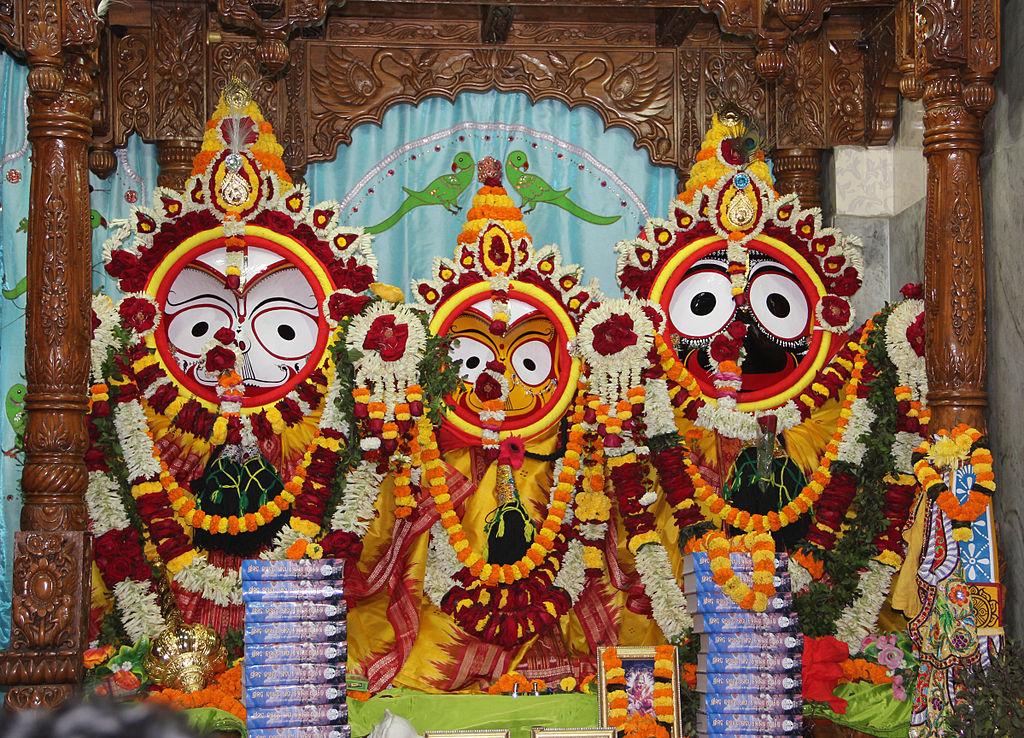 3d Wallpapers Buy Online File Iskcon Temple Bhubaneswar Lord Jagannath Balabhadra