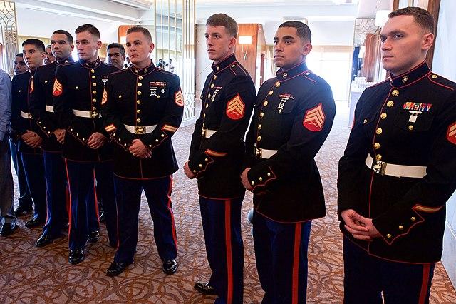 Marines Embassy Guard kicksneakers