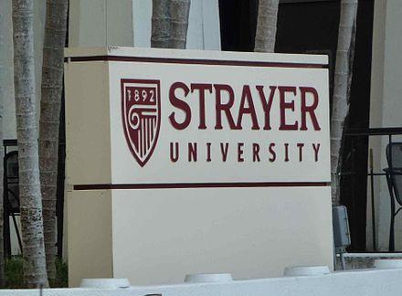 Strayer University - Wikiwand