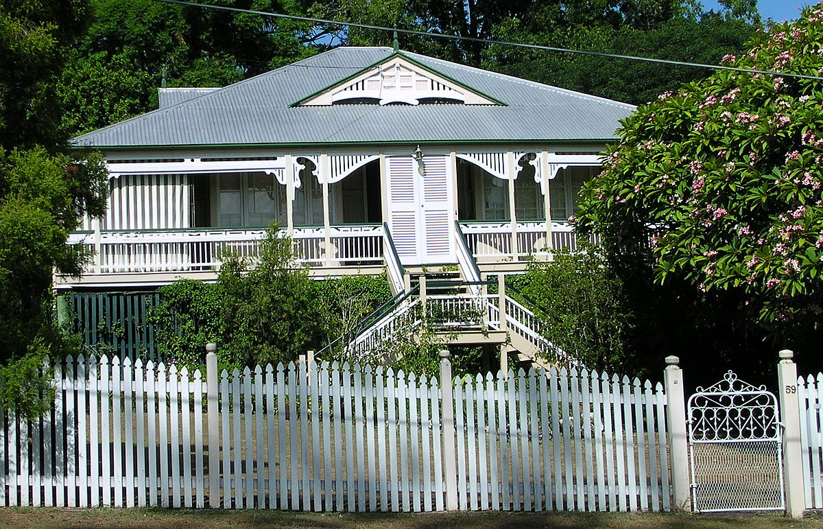 Australian Style Homes Queenslander Architecture Wikipedia