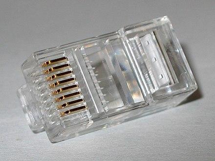 Modular connector - Wikiwand
