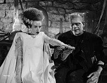 Bride Of Frankenstein Character Wikipedia