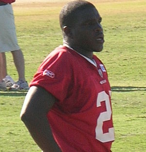 San Francisco 49ers running back Frank Gore at...