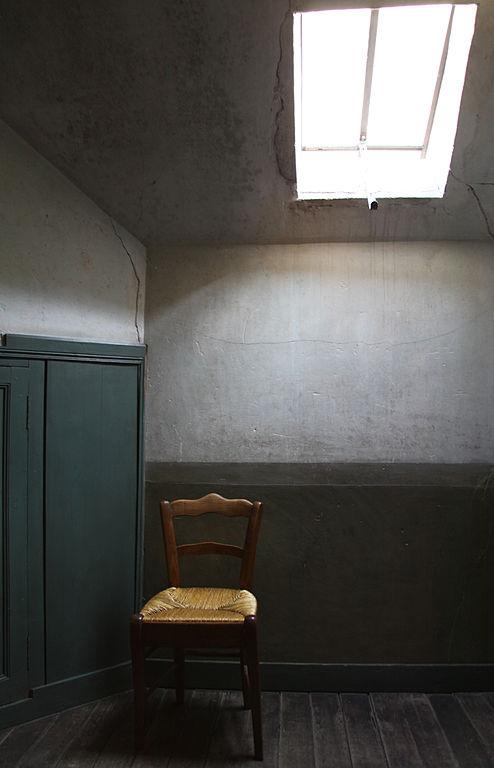 FileLa Chambre de Van Goghjpg - Wikimedia Commons - Description De La Chambre De Van Gogh