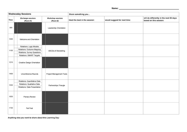 FileLearning Day - Feedback Formpdf - Wikimedia Commons