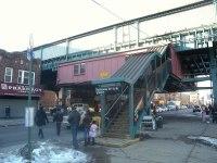 Rockaway Avenue (IRT New Lots Line) - Wikipedia