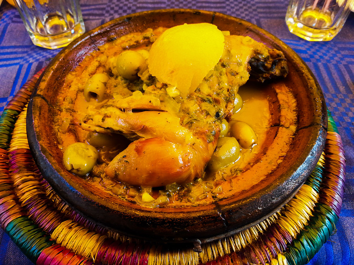 Cuisine Food In Moroccan Cuisine Wikipedia