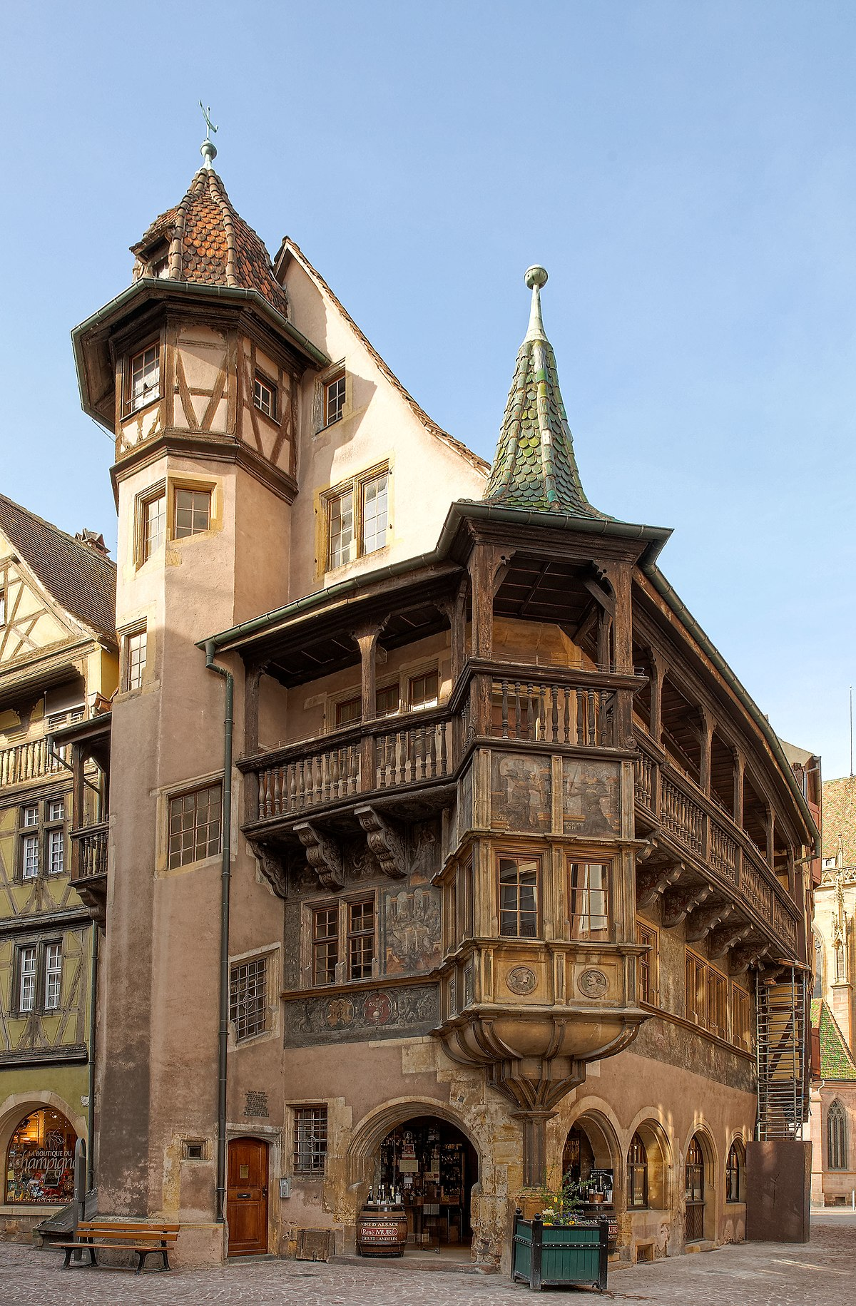 Maison Thé Colmar – Travel Guide At Wikivoyage