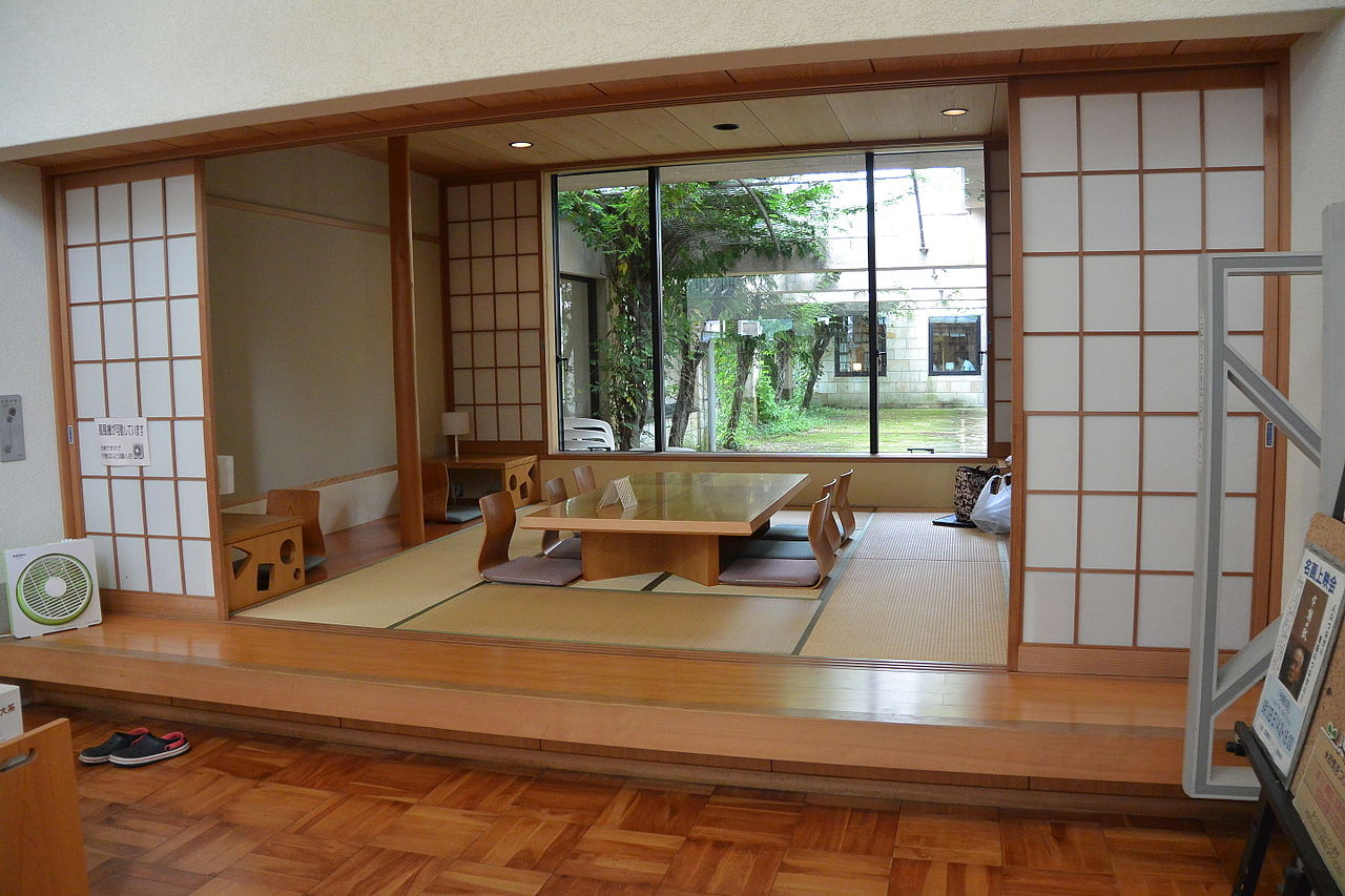 Japanese Bedrooms Style File Imari Library Japanese Style Room 01 Jpg Wikimedia