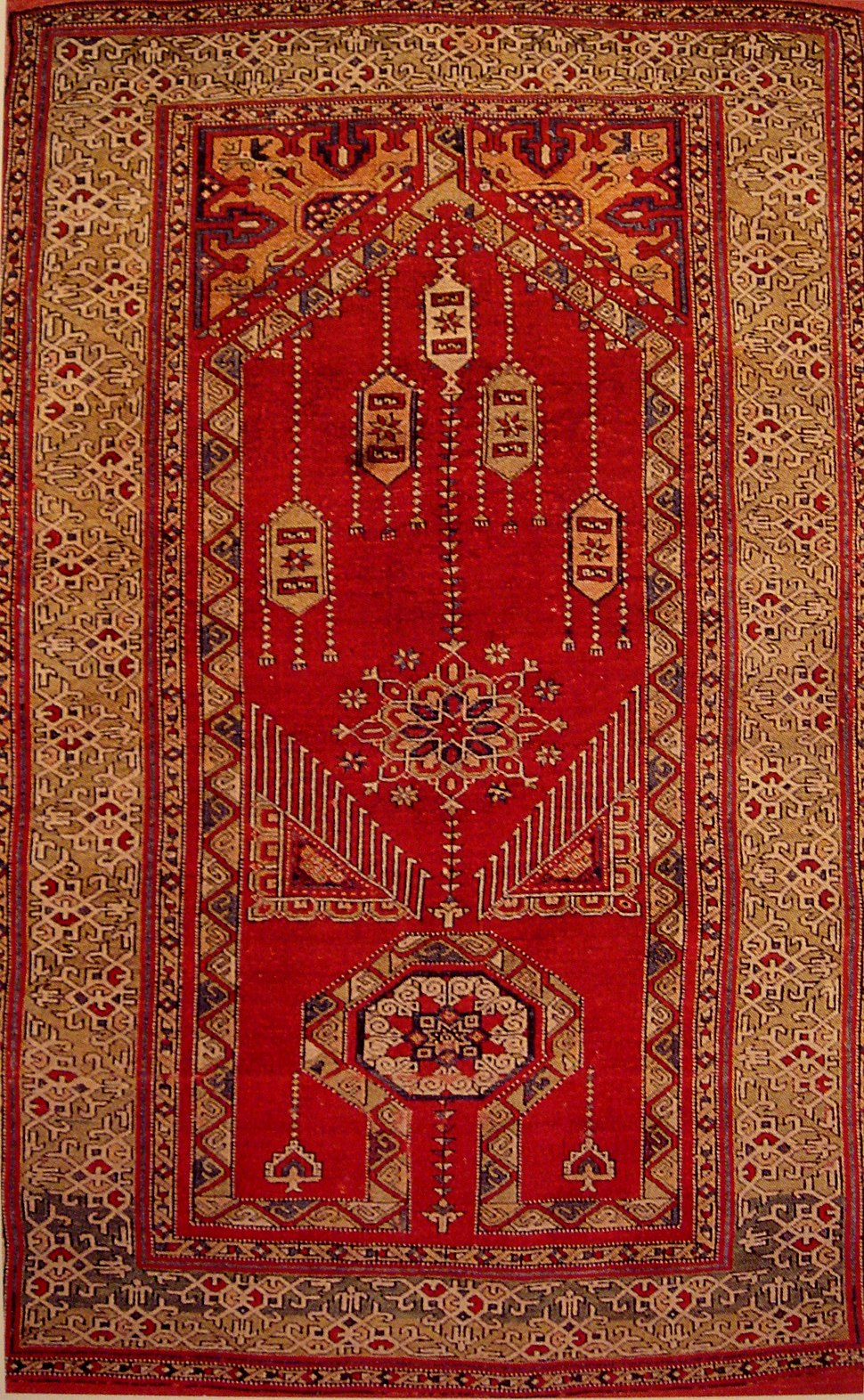 Teppichmuster Orient Oriental Carpets In Renaissance Painting Howling Pixel