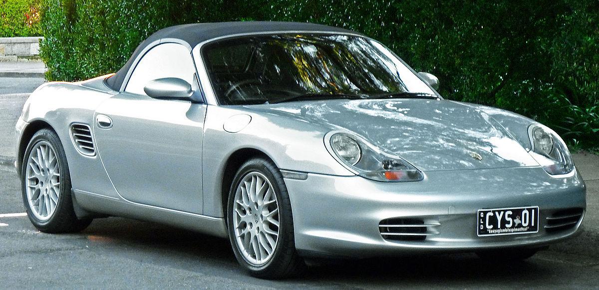 Porsche 986 - Wikipedia