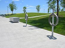 Bicycle Parking Rack Wikipedia