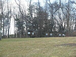 Shooting range near Pittsburgh, PA.