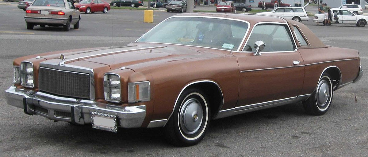 Chrysler Cordoba - Wikipedia
