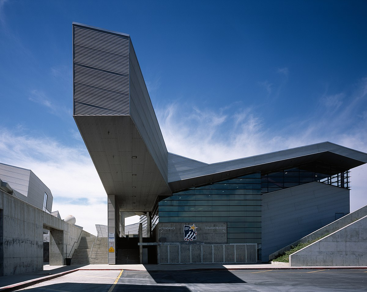 California Modern Architecture Diamond Ranch High School Wikipedia
