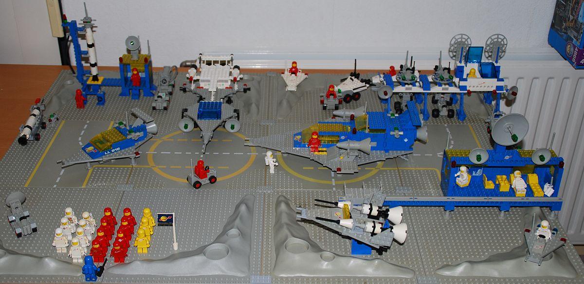 Lego Space Wikipedia