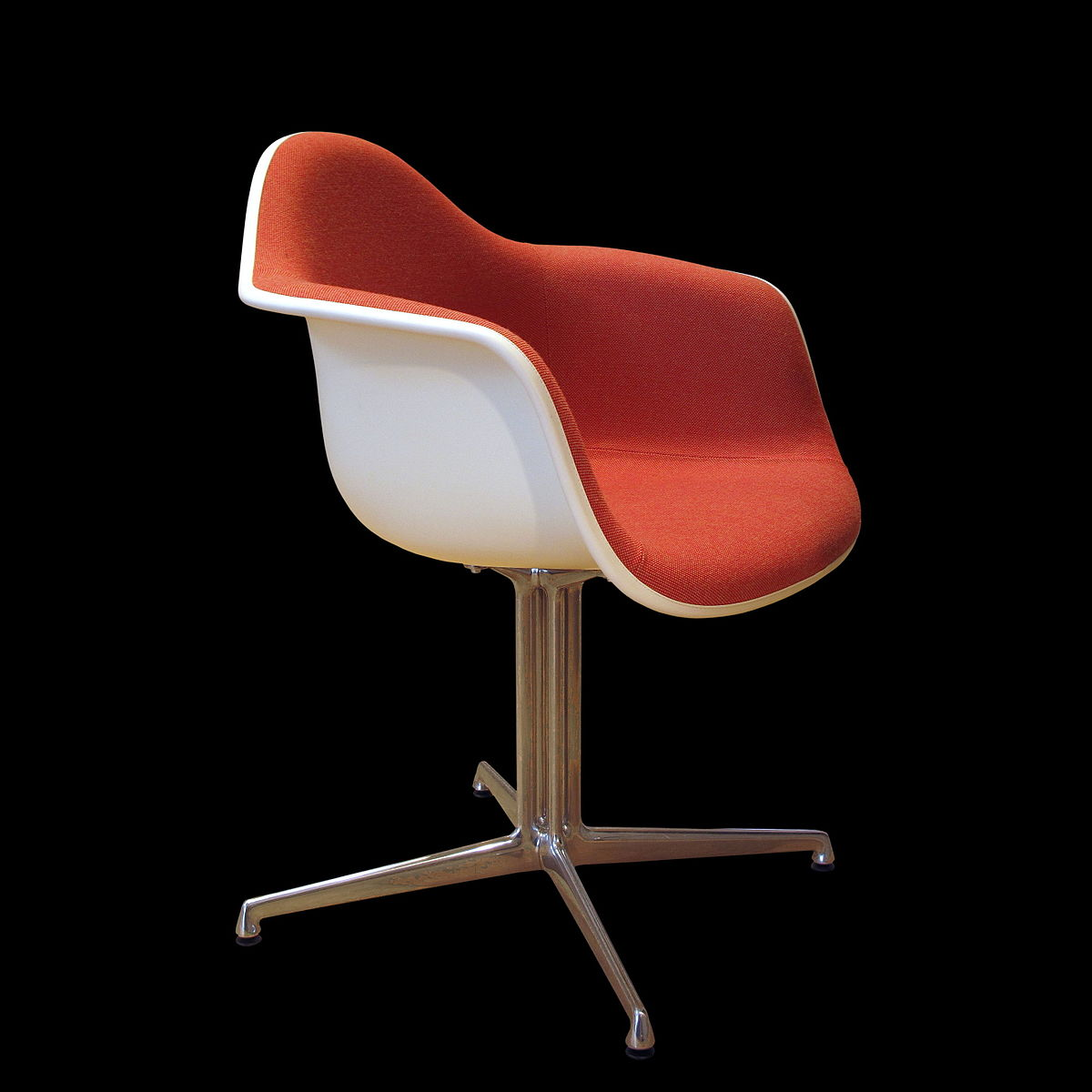 Original Eames Chair Eames Fiberglass Armchair Wikipedia