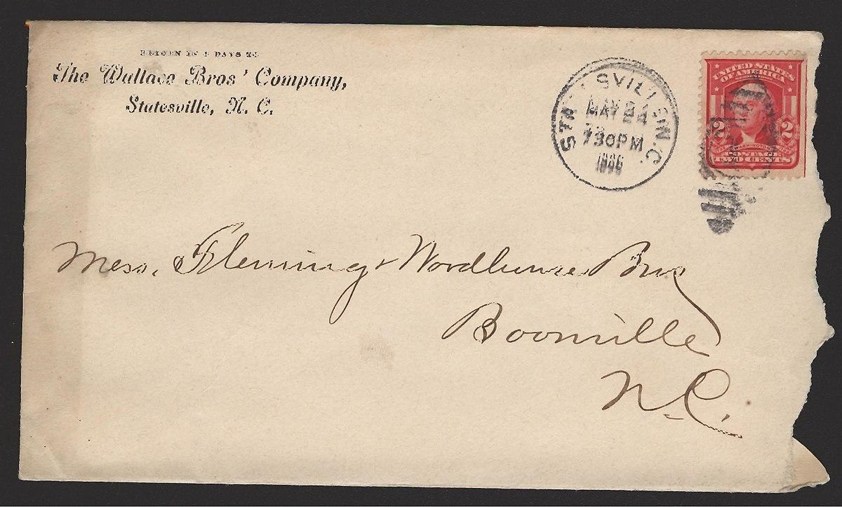 letter and envelop