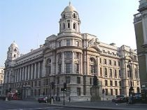English: Old War Office Building, Whitehall, L...