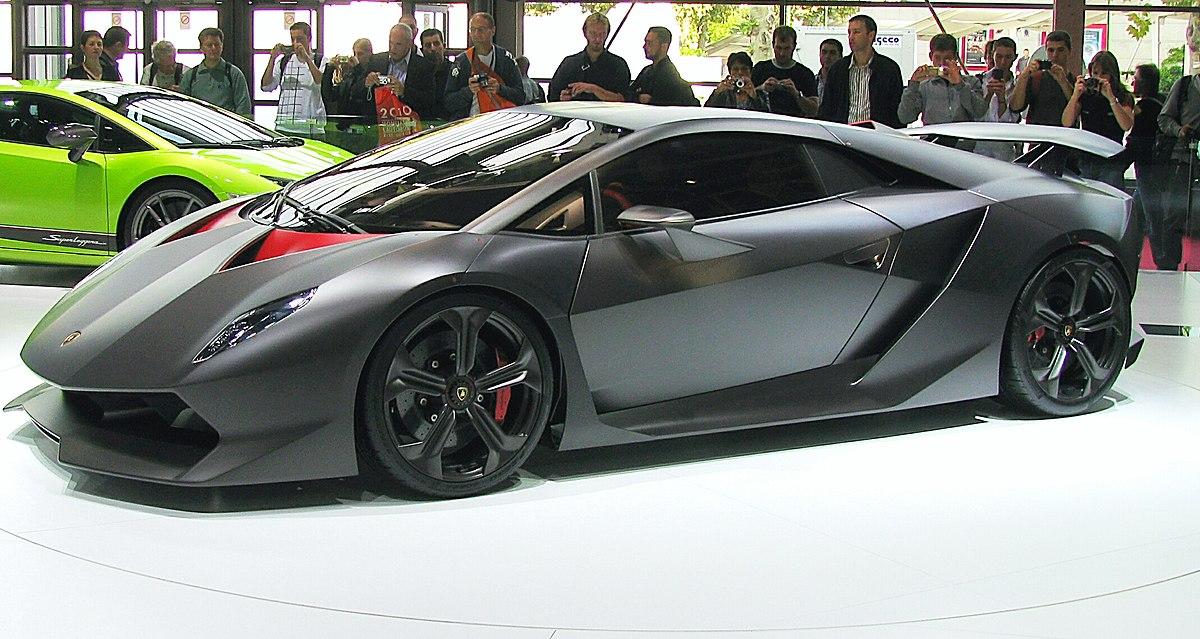 Lamborghini Sesto Elemento - Wikipedia