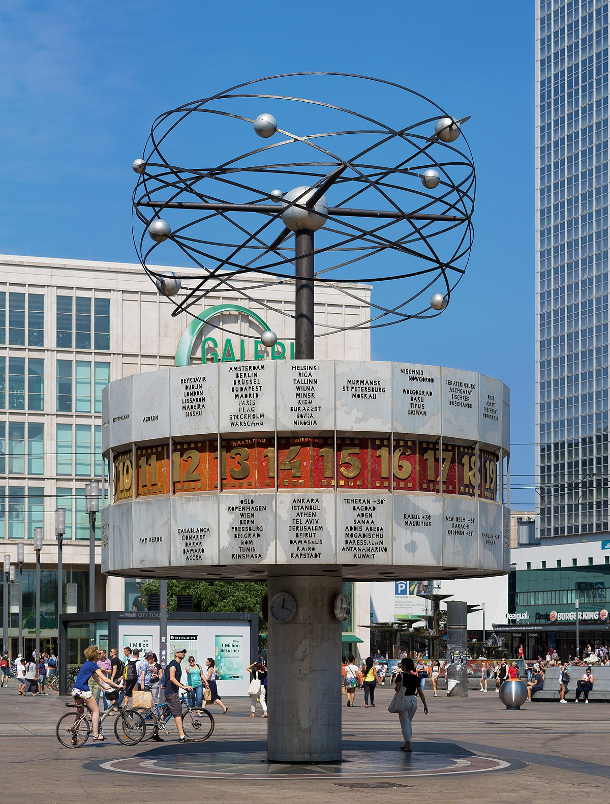 Wo Liegt Berlin World Clock Wikipedia