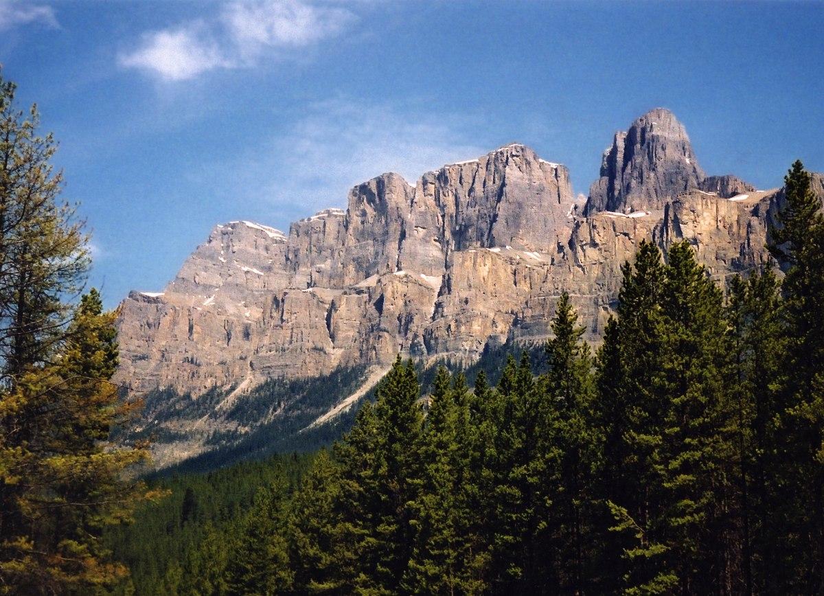 Np Name 3d Wallpaper Castle Mountain Wikipedia