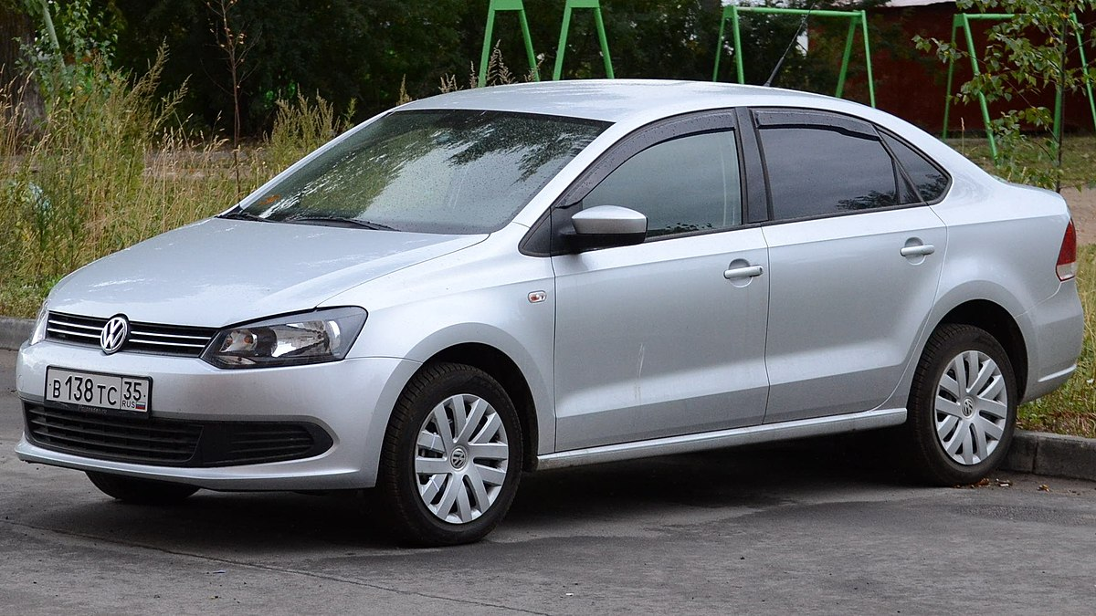 Polo Характеристики Volkswagen Polo Sedan Википедия