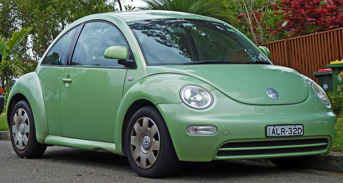 Volkswagen New Beetle - Wikipedia