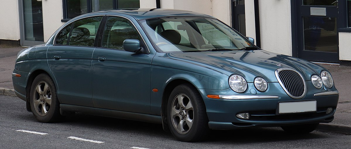 Jaguar S-Type - Wikipedia