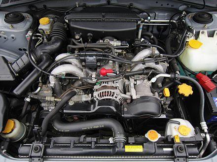 Subaru EJ engine - Wikiwand