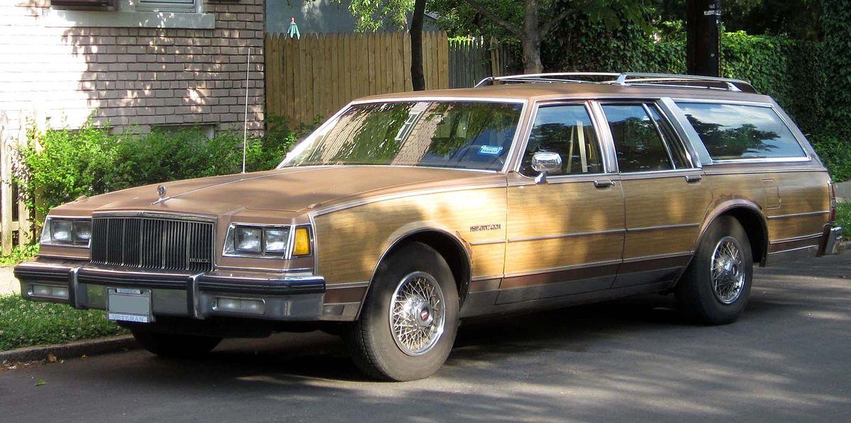 Buick Estate - Wikipedia