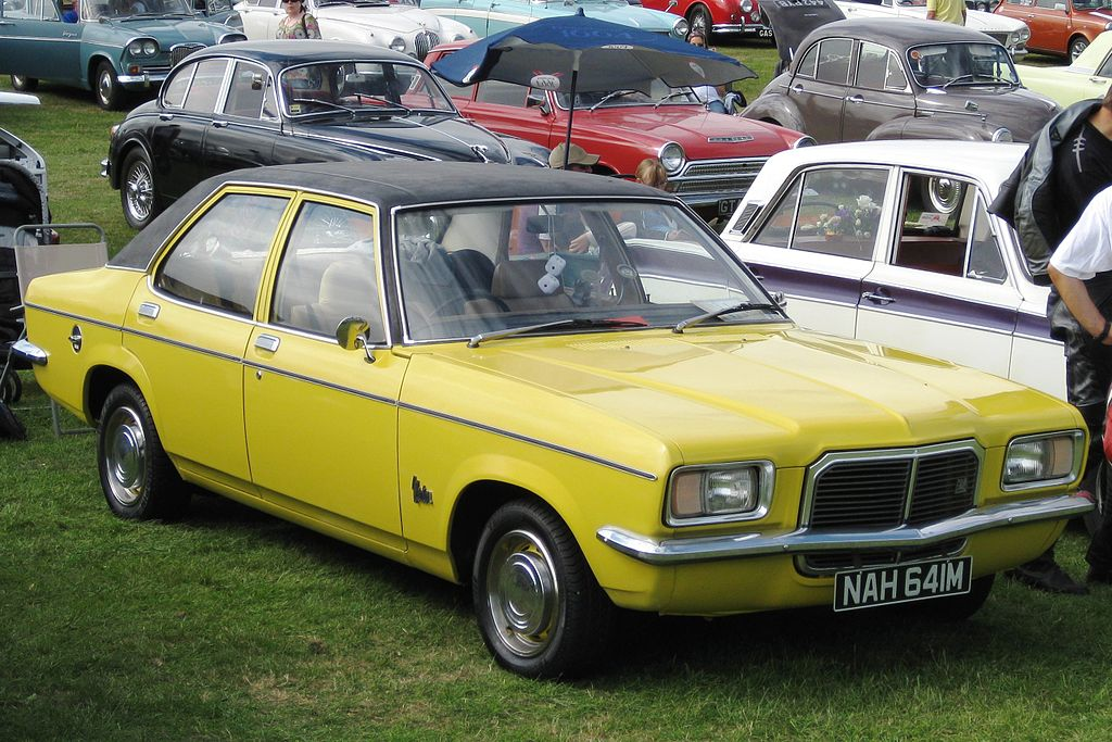 FileVauxhall Victor FE August 1973 1760ccJPG - Wikimedia Commons