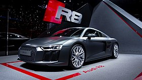 German Car Wallpaper Audi R8 Wikipedia
