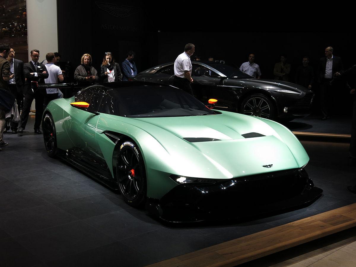 Pagani Zonda Car Wallpaper Aston Martin Vulcan Wikipedia
