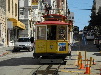 Tramwaje linowe w San Francisco – Wikipedia, wolna encyklopedia