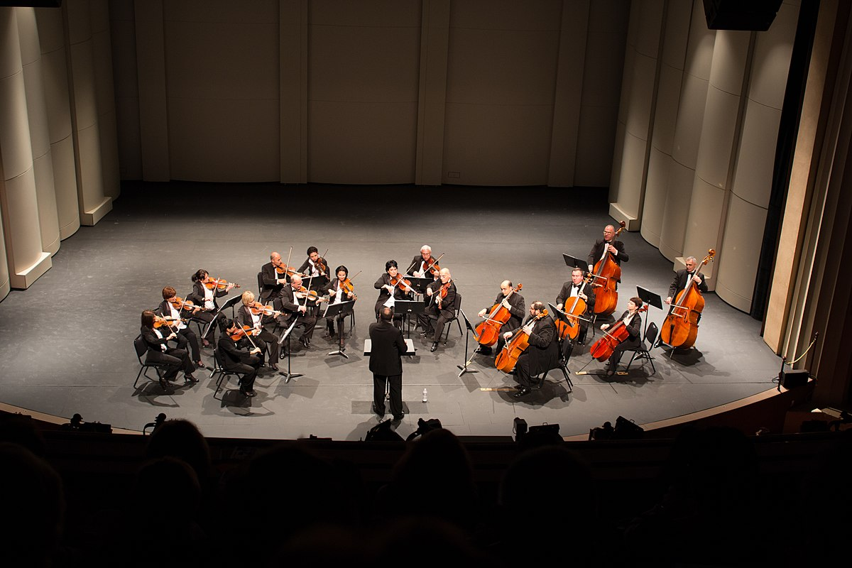 Chambre Orchestra National Chamber Orchestra Of Armenia Wikipedia