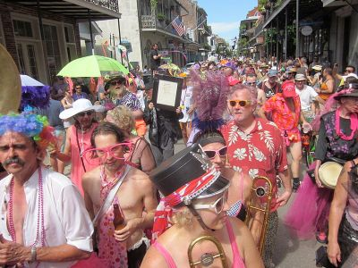 Decadence Parade 2012 Photo