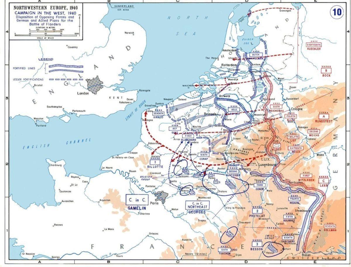 French War Planning 1920 1940 Wikipedia
