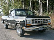 Dodge D Series Wikipedia