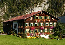 Austria Wallpaper Hd Bregenzerw 228 Lderhaus Wikipedia