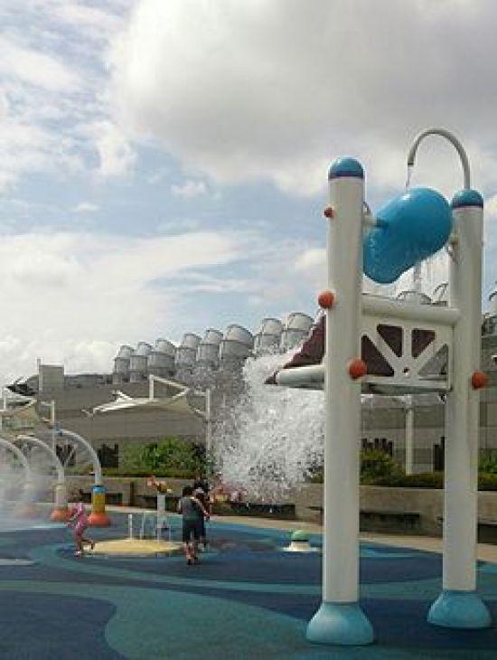Summer Fun: Splash Pads in Southern California