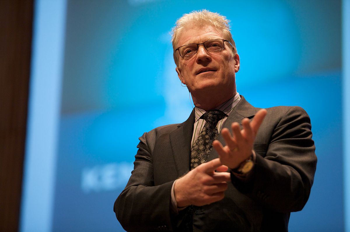 Sir Ken Robinson Libros Ken Robinson Educationalist Wikipedia