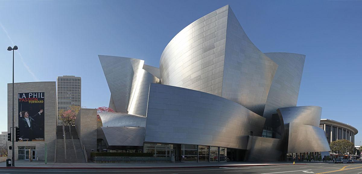 Walt Disney Concert Hall - Wikipedia